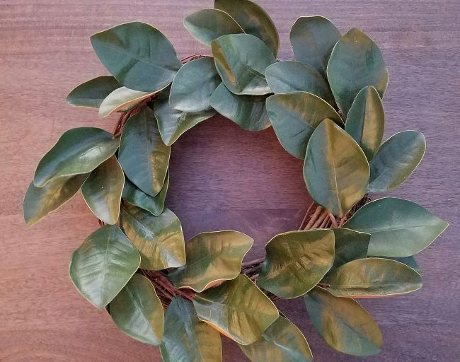 Photo of Simple DIY Magnolia Wreath for Every Day Decorating