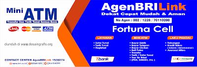Agen Bri Link Co Id Di 2021 Desain Banner Desain Brosur Desain Pamflet