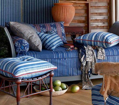 via @Kravet -- Ralph Lauren summery blues for your beach cottage porch http://www.kravet.com/fabrics/collections/images/ralph_pic7.jpg