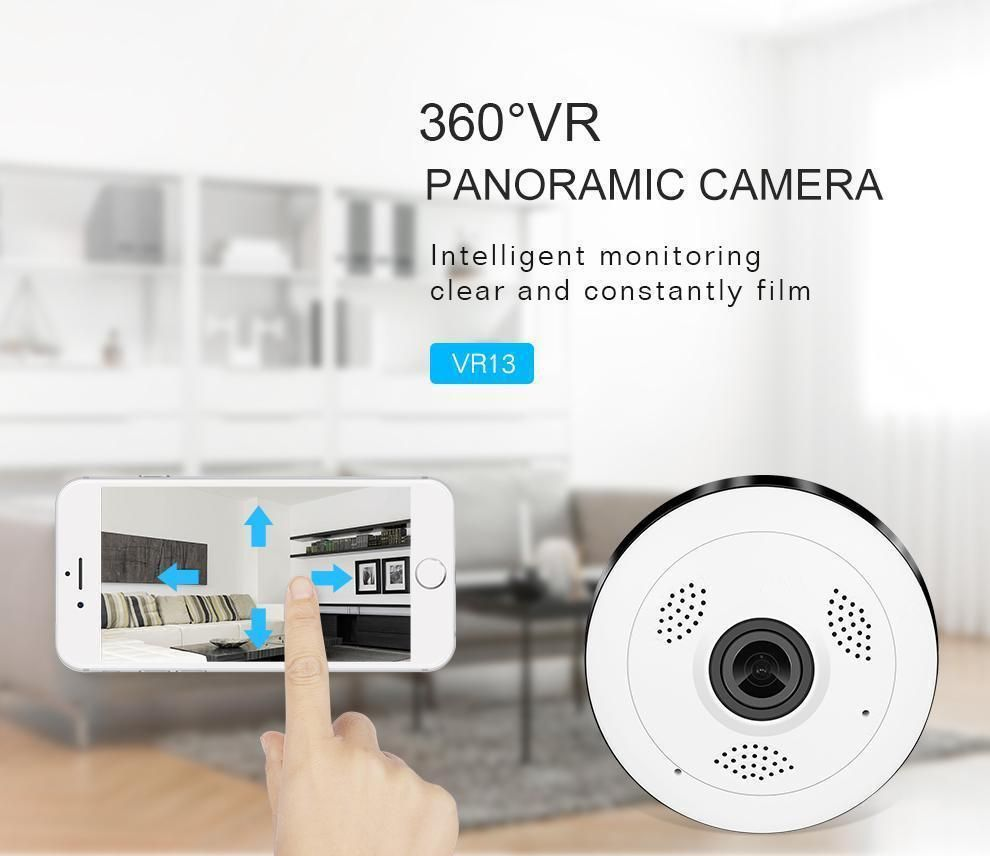 Camera 360 Degrés >> 360 Mymobile Gear Smart Home Camera Chata