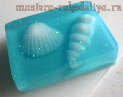 Видео мыло ручной работы