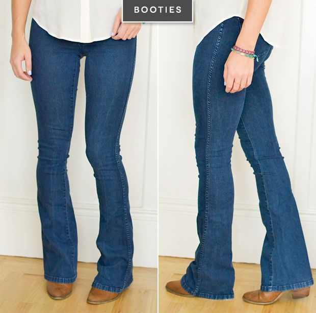 What shoes to wear with flared jeans! | Fashion ...