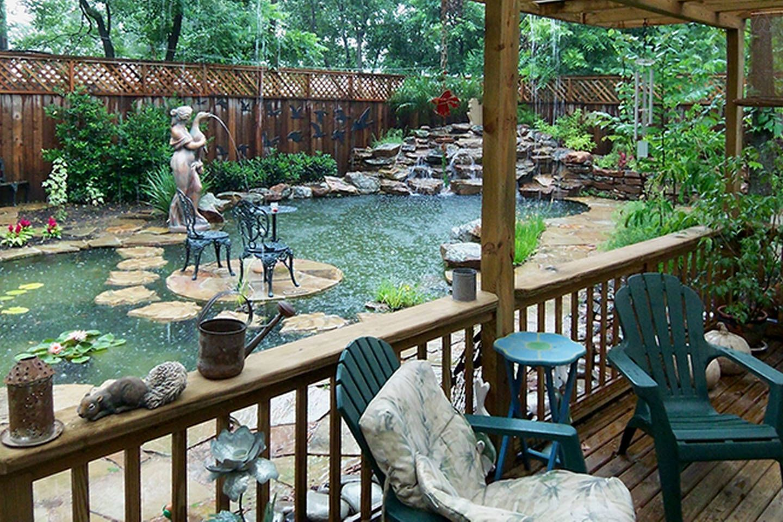 1 BR 600sf Apt in backyard habitat vacation rental in