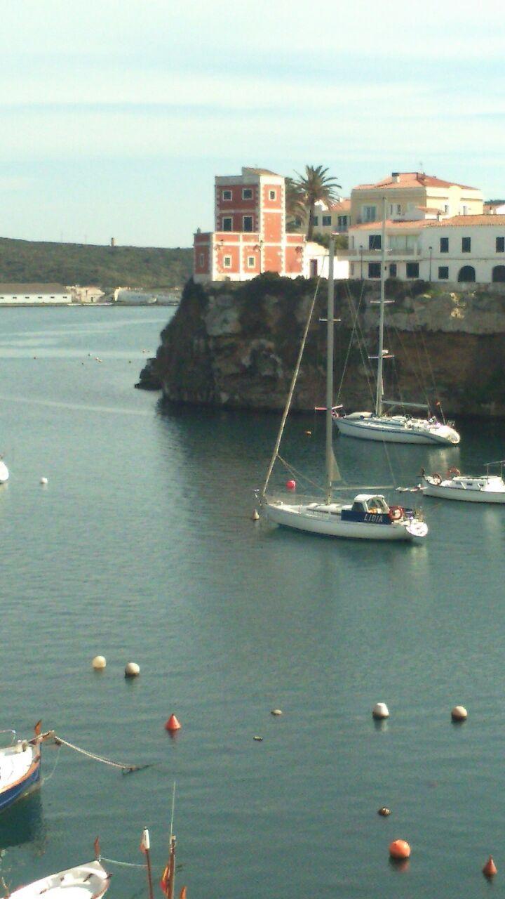 Es Castell Villa Carlos Menorca Menorca Spain Green Country