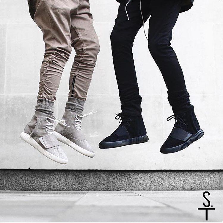 Adidas Yeezy Boost 750 @blvckmvnivc by sneaker.team
