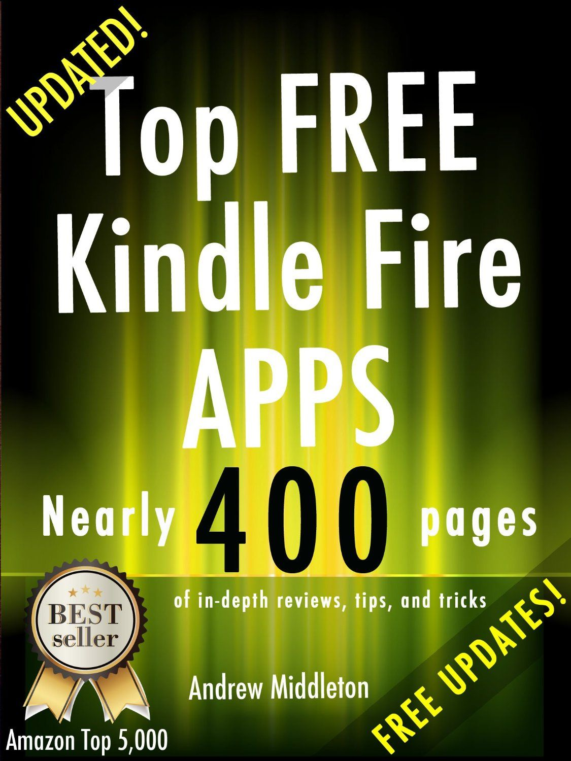Top Free Kindle Fire Apps (1.20)