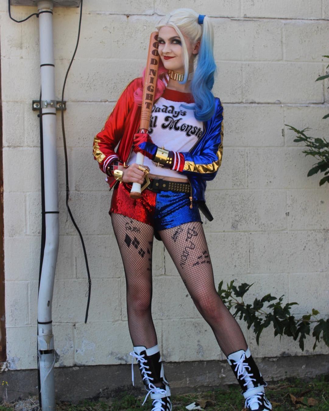 Harley Quinn Kostüm Selber Machen Diy Anleitung