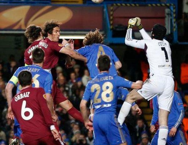 Europa league: Chelsea with defeat to semifinals | e-enko