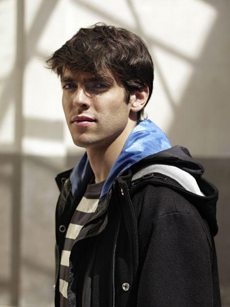 """Ricardo """"Kaká"""" Izecson dos Santos Leite by Will Davidson for Adidas SLVR Autumn/Winter 2010-11"""