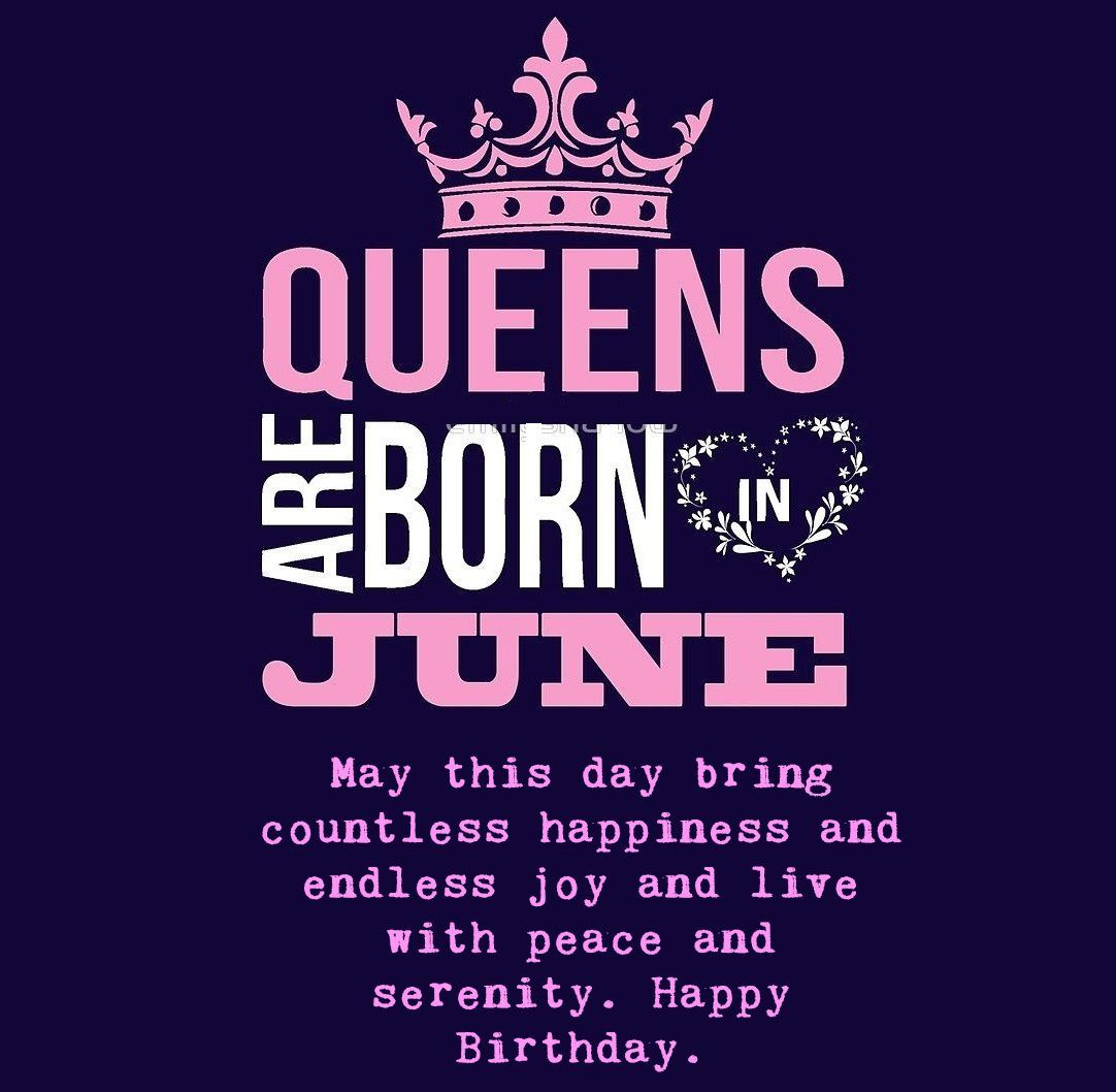 Birthday Wishes For June Born Bday Images And Quotes Birthday