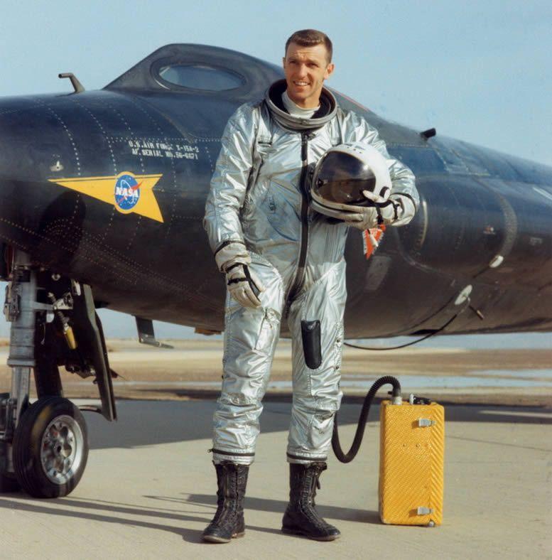 North American X-15 NASA USAF Experimental Jet Aircraft ...