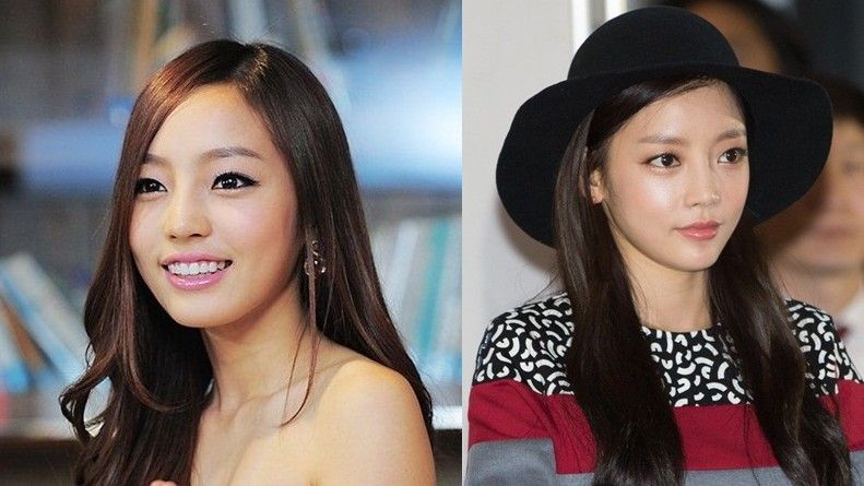 Goo Hara Plastic Surgery Before And After Pictures