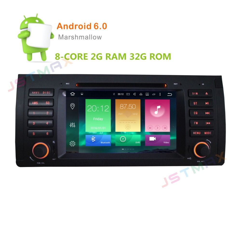 7 android 60 1 din octacore car dvd player with wifi fm