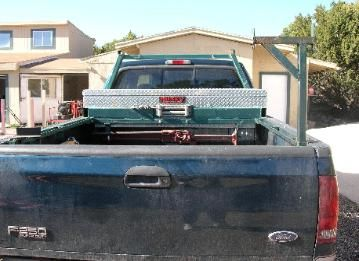 Headache Rack Toolbox And Winch For Taylor Pinterest