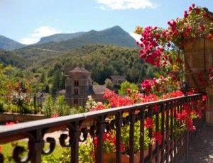 Hotel rural en el Pirineo Aragonés