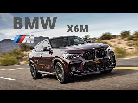 The New Bmw X6m Is Bonkers Quick Review Youtube In 2020 New Bmw Bmw Sports Cars