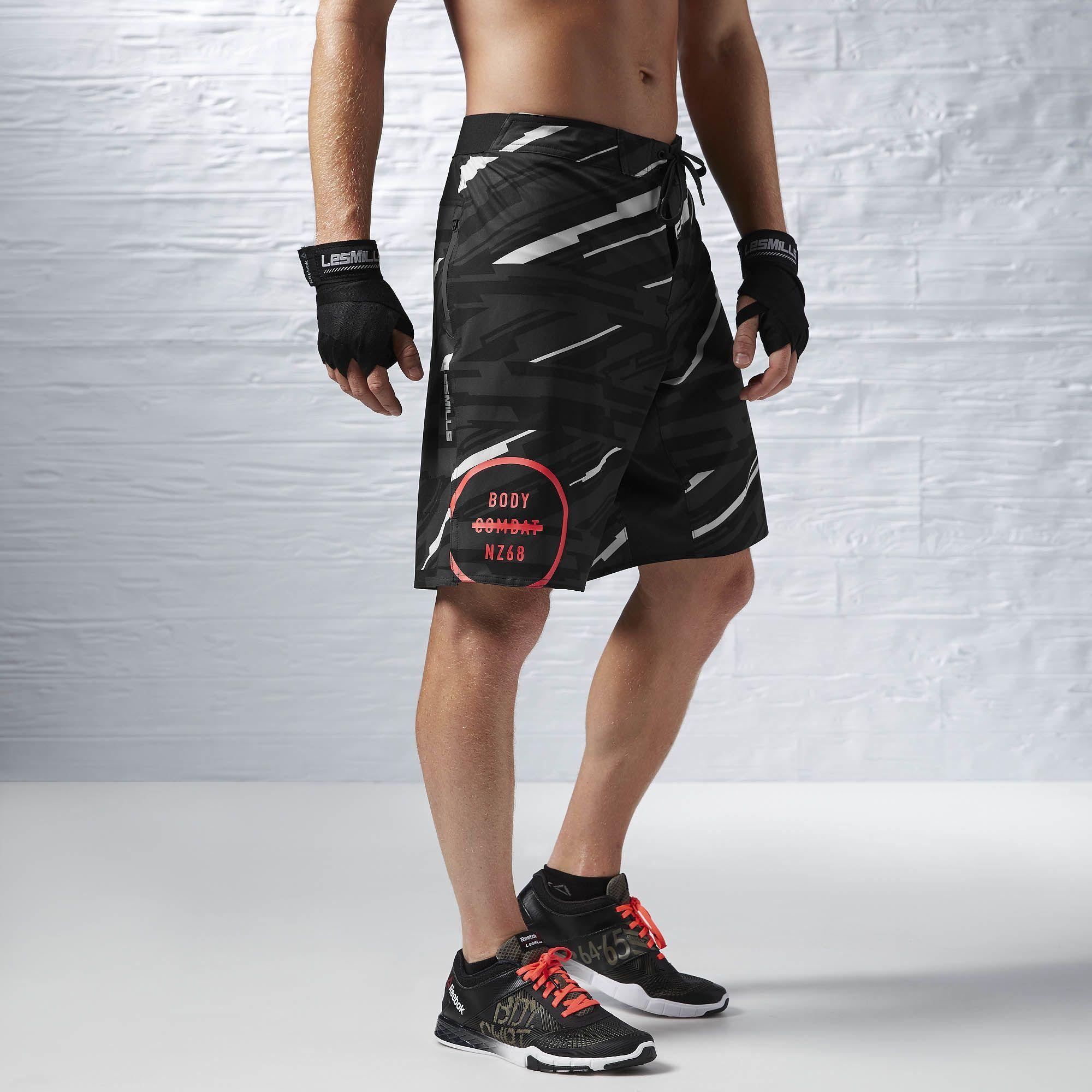 Black Gym Wear & Gym Trainers | Reebok Official Shop. Black ReebokLes MillsBody  ...