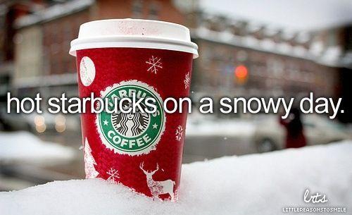 Coffee ... Starbucks