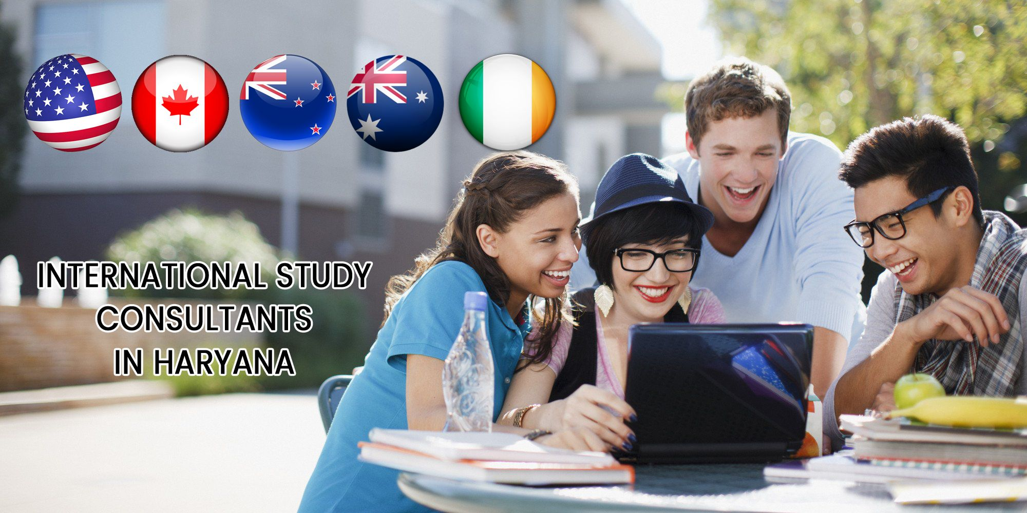 Best Study Abroad Overseas Education Consultants In Haryana