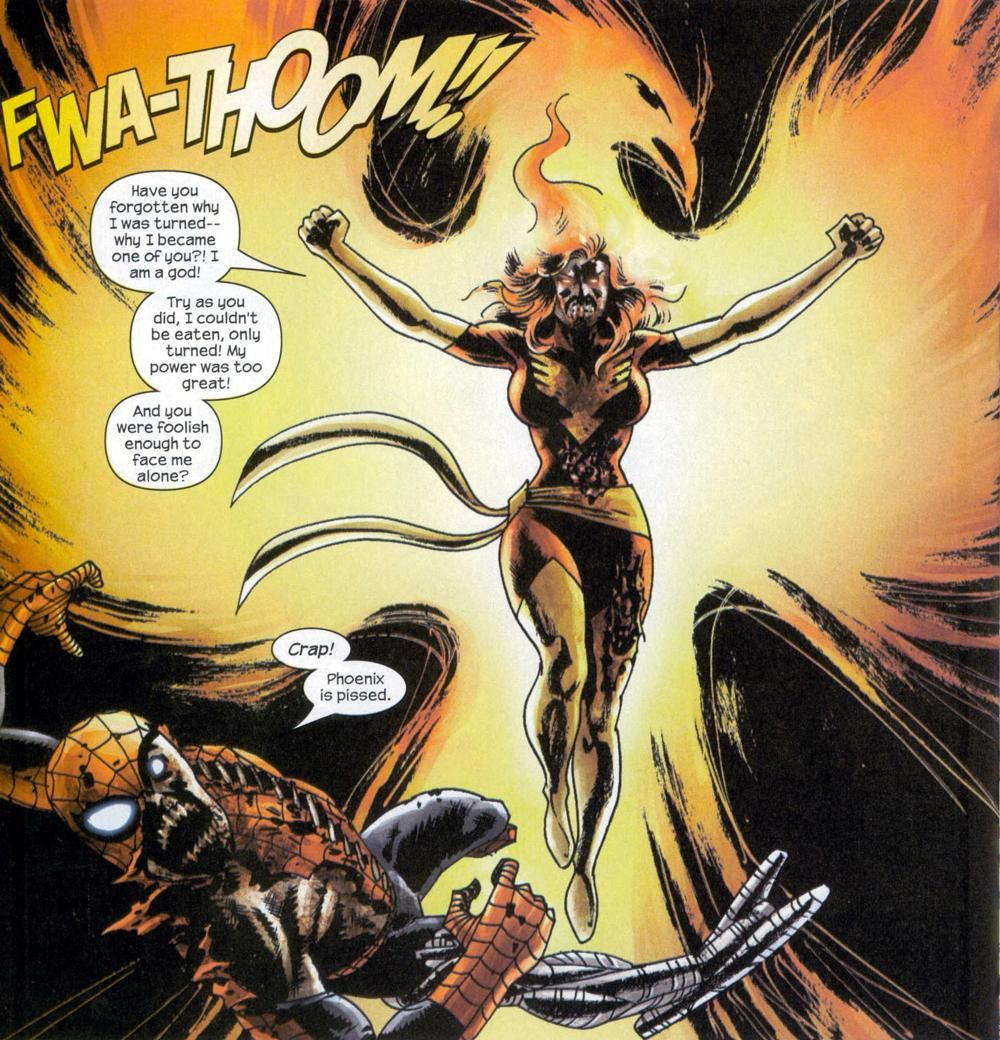 (Earth-2149) Marvel Zombie Dark Phoenix Force