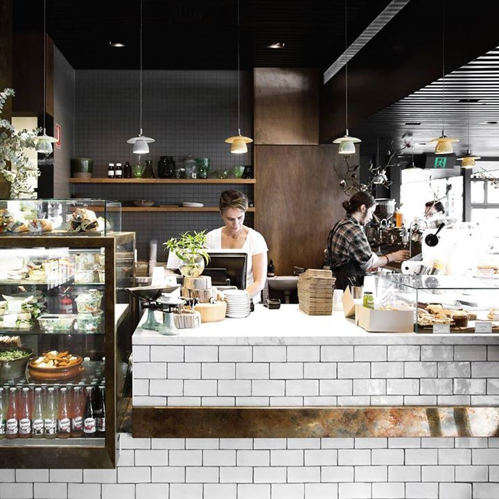 Cafe Design, Melbourne