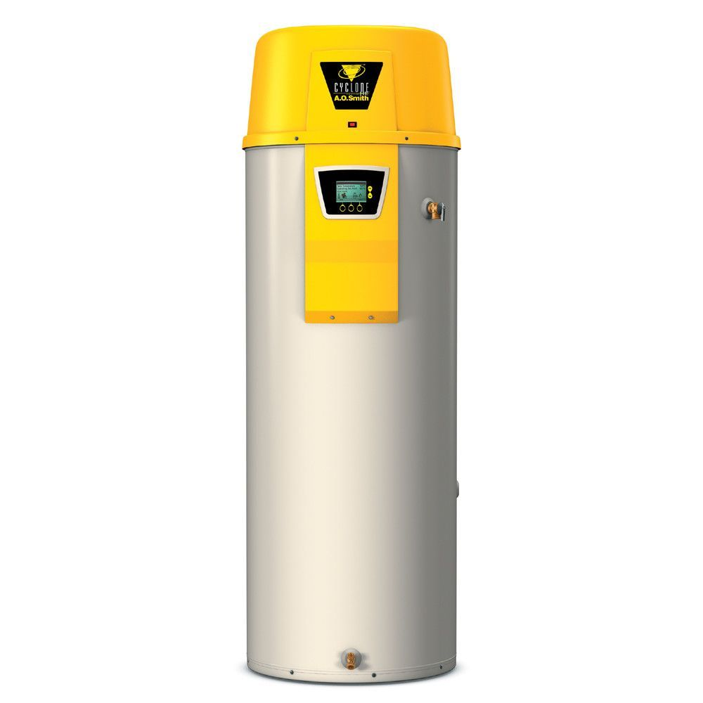 Commercial Tank Type Water Heater Nat Gas 50 Gal Cyclone Xi 100 000 Btu Input High Efficiency Water Heater Thermostat Water Heater Portable Water Heater