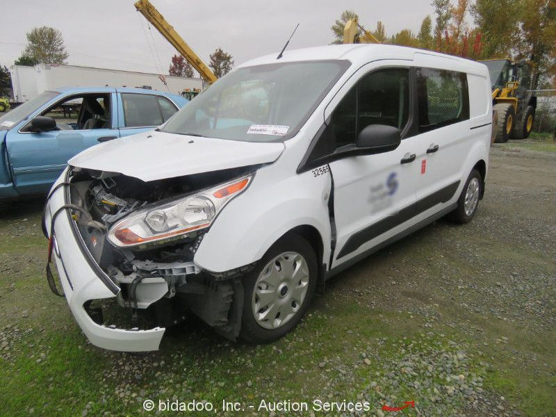 2014 Ford Transit Connect 2014 Ford Transit Connect Cargo Van 2 5l
