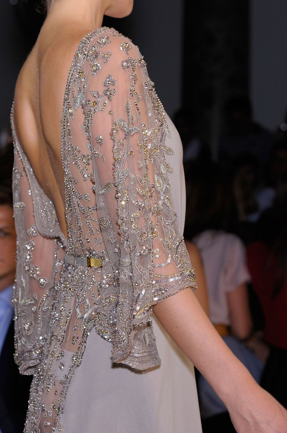Elie Saab Fall 2012 Couture)