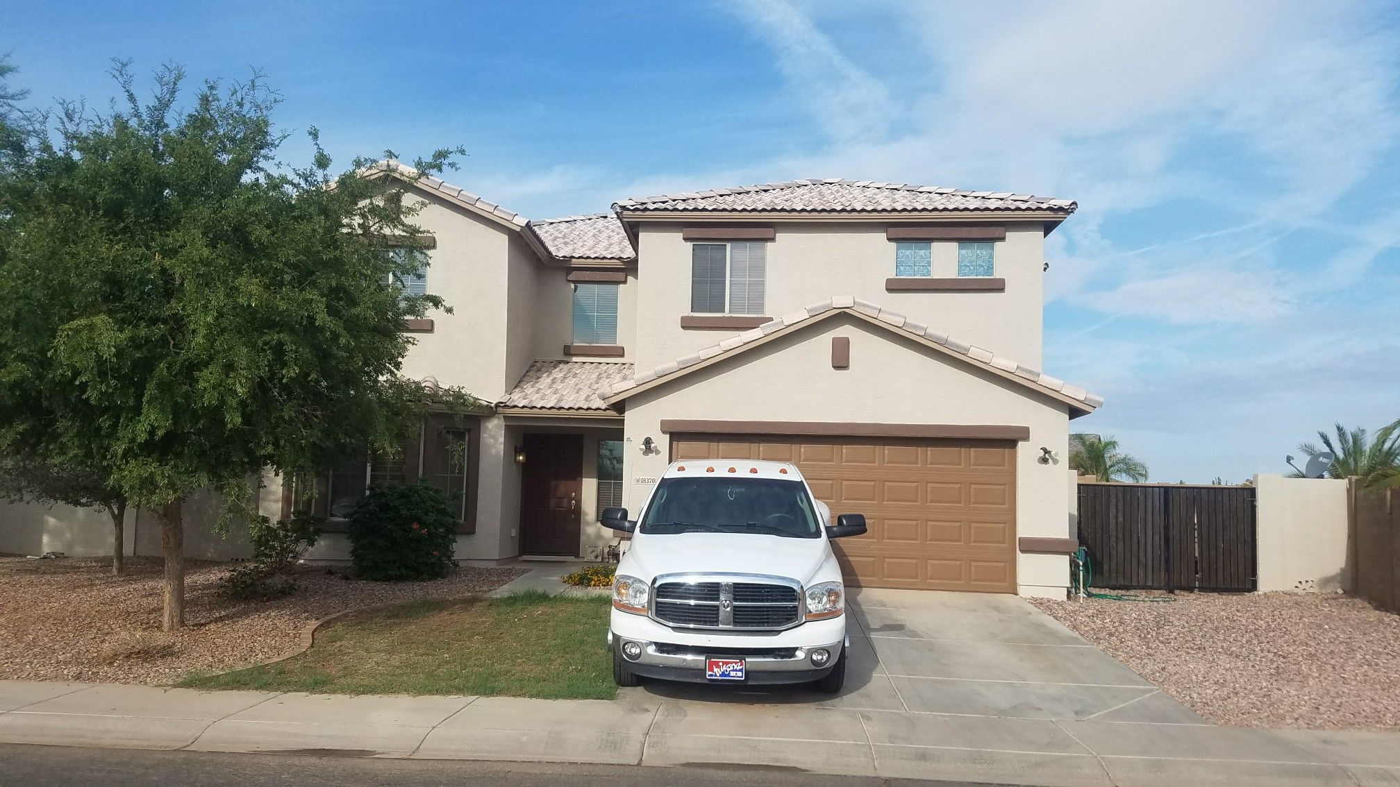 4 Bed 2 5 Bath 2200 Sq Ft Home In Maricopa Az Ready For New Owners Call Me Today For More Info 5204859789 Real Estate Tips Real Estate Outdoor Structures