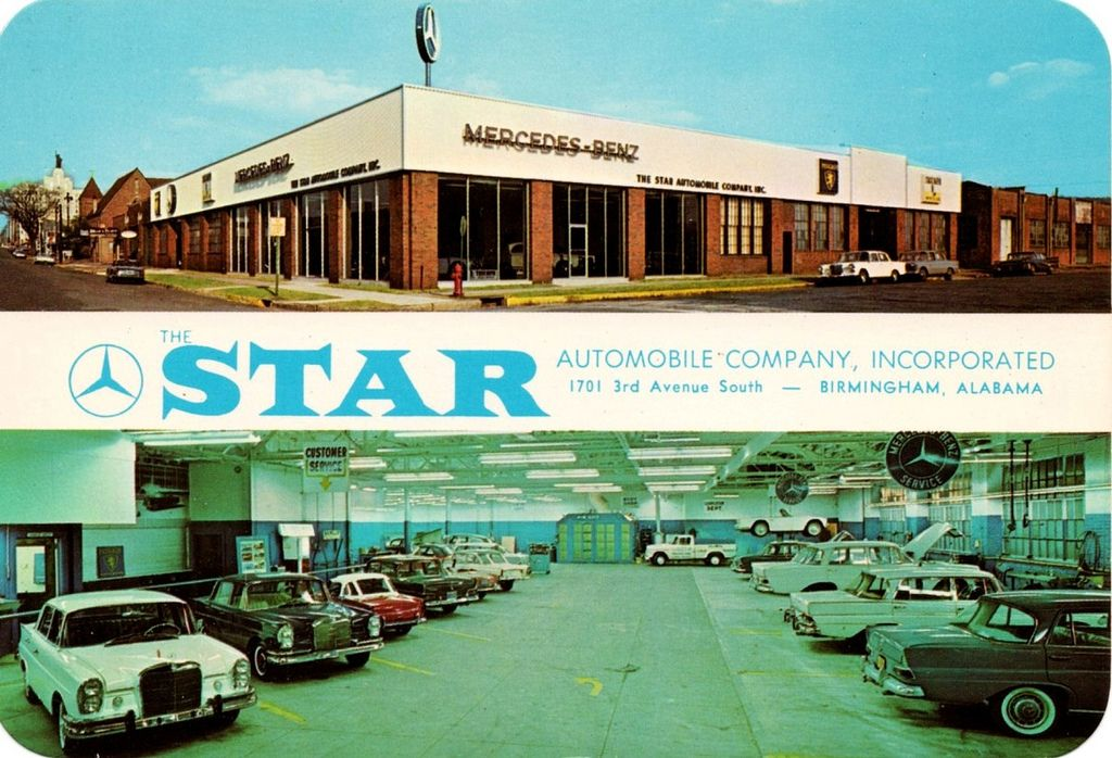 Star Automobile Co Mercedes Benz Birmingham Al Flickr Photo Sharing
