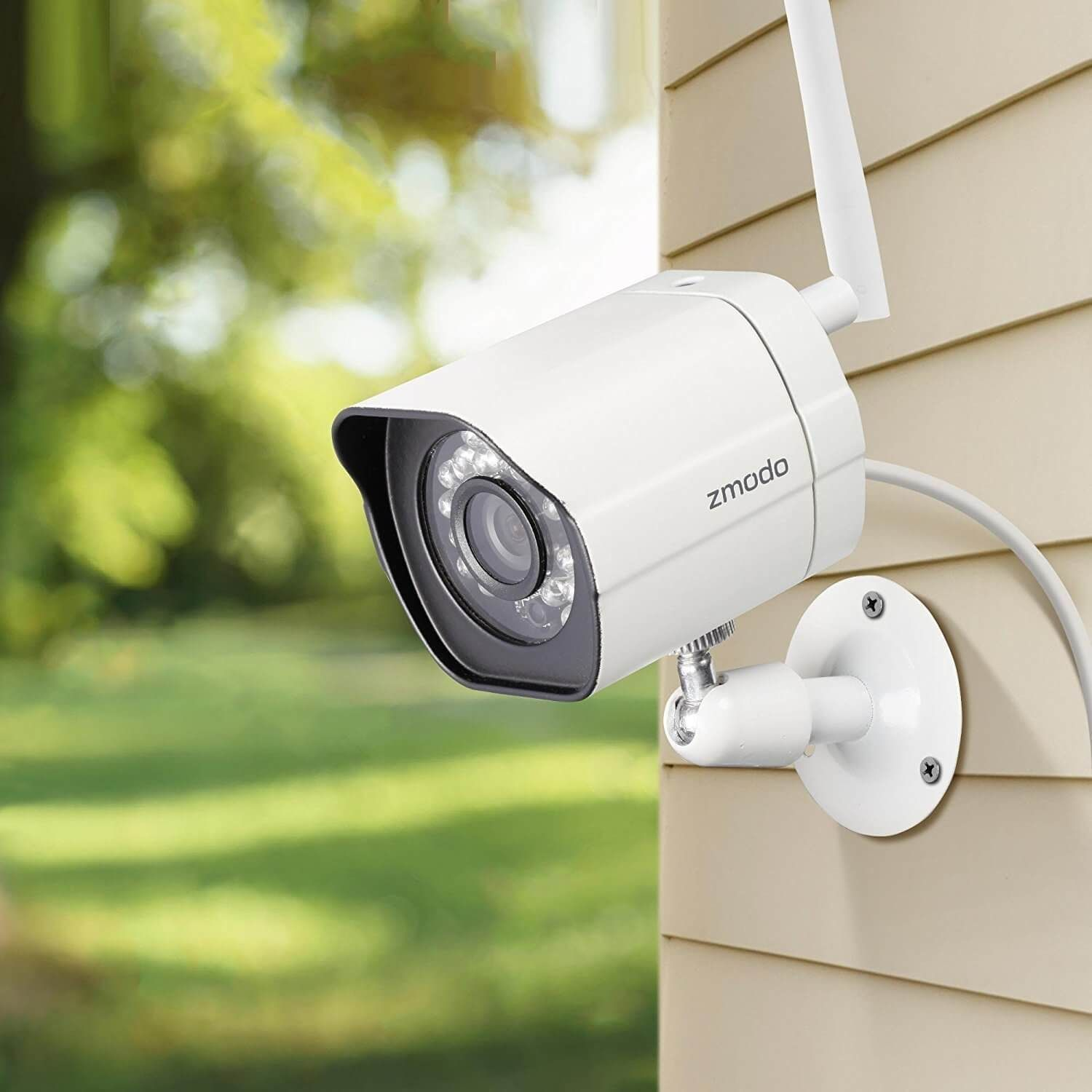 Home Security Cameras are great to discourage burglars