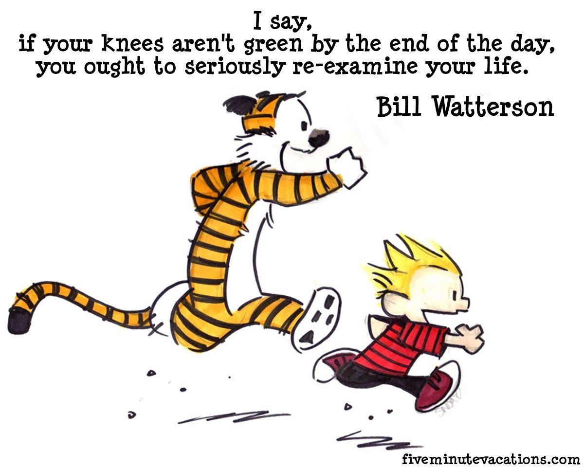 Calvin And Hobbes Birthday Quotes QuotesGram – Calvin and Hobbes Birthday Cards