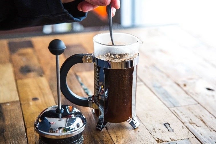 French press coffee also known as a plunger in oz learn