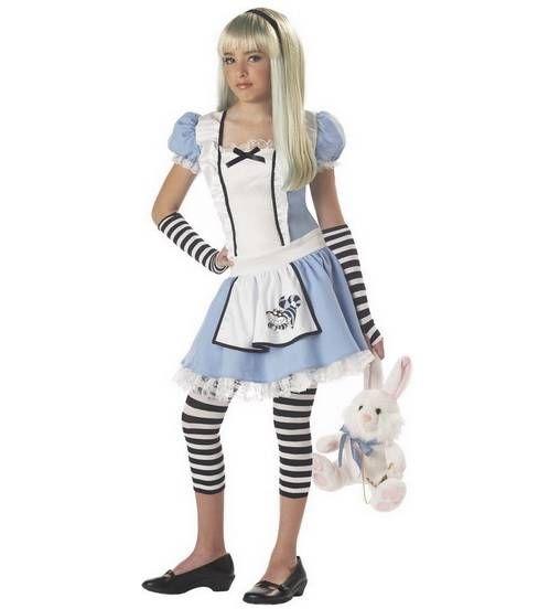 Size 12 Girls Halloween Costumes.Girls Size 10 12 Costumes Nwt Tween Girls Alice In Wonderland Costume Size L 10 12 X Tween Costumes Halloween Costumes For Girls Halloween Costumes For Teens