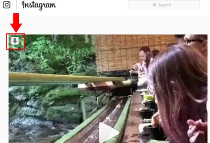 Download Instagram Video Extension