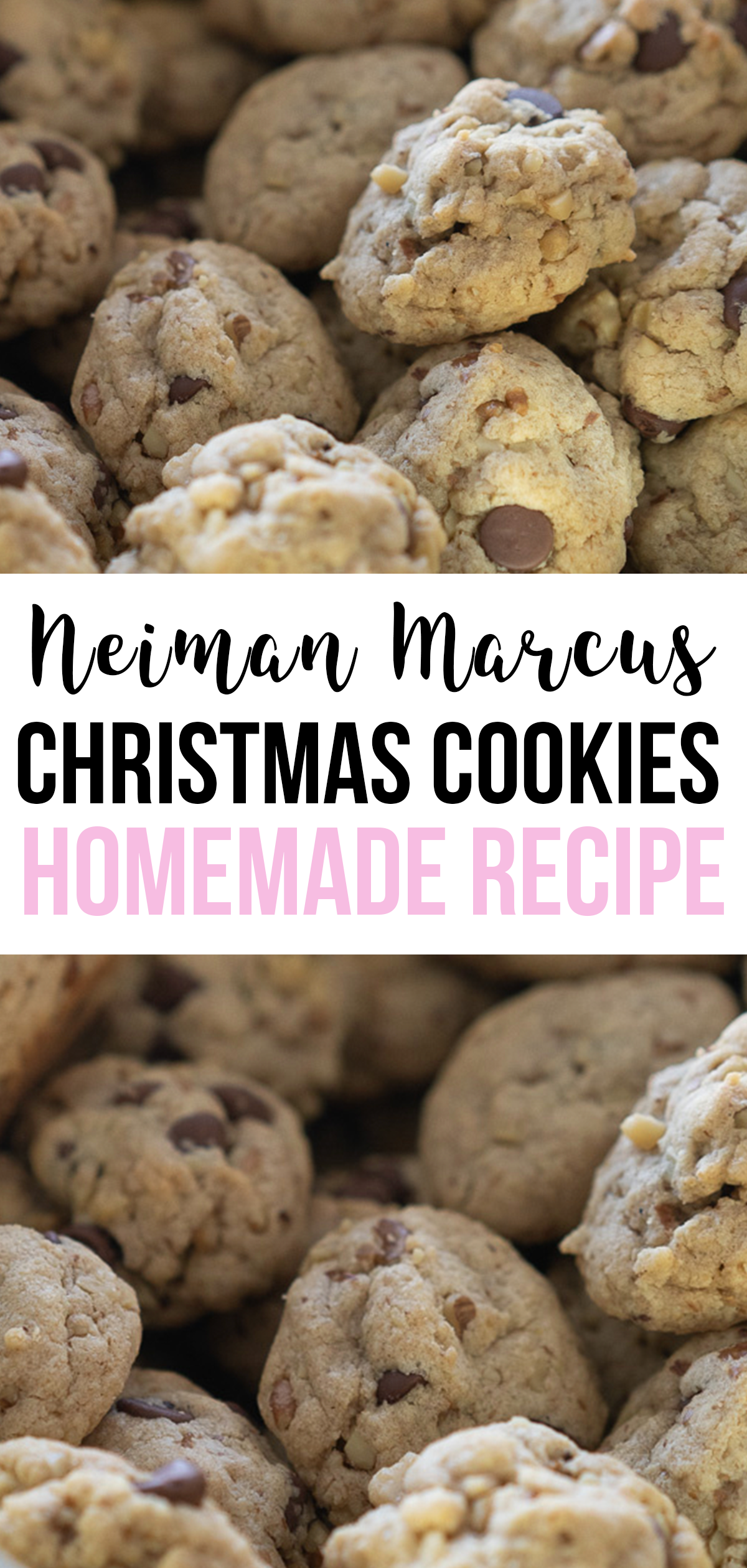Neiman Marcus Christmas Cookies Recipe Holiday Cookie Recipes