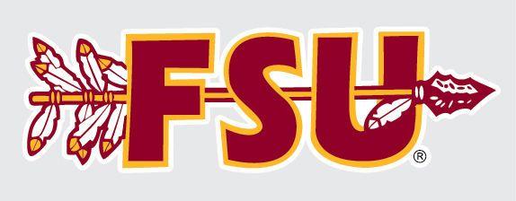 Florida State Seminoles Fsu With Spear Logo Vinyl Decal Car Truck Sticker Fsu Fsu Car Decals Vinyl Florida State Seminoles