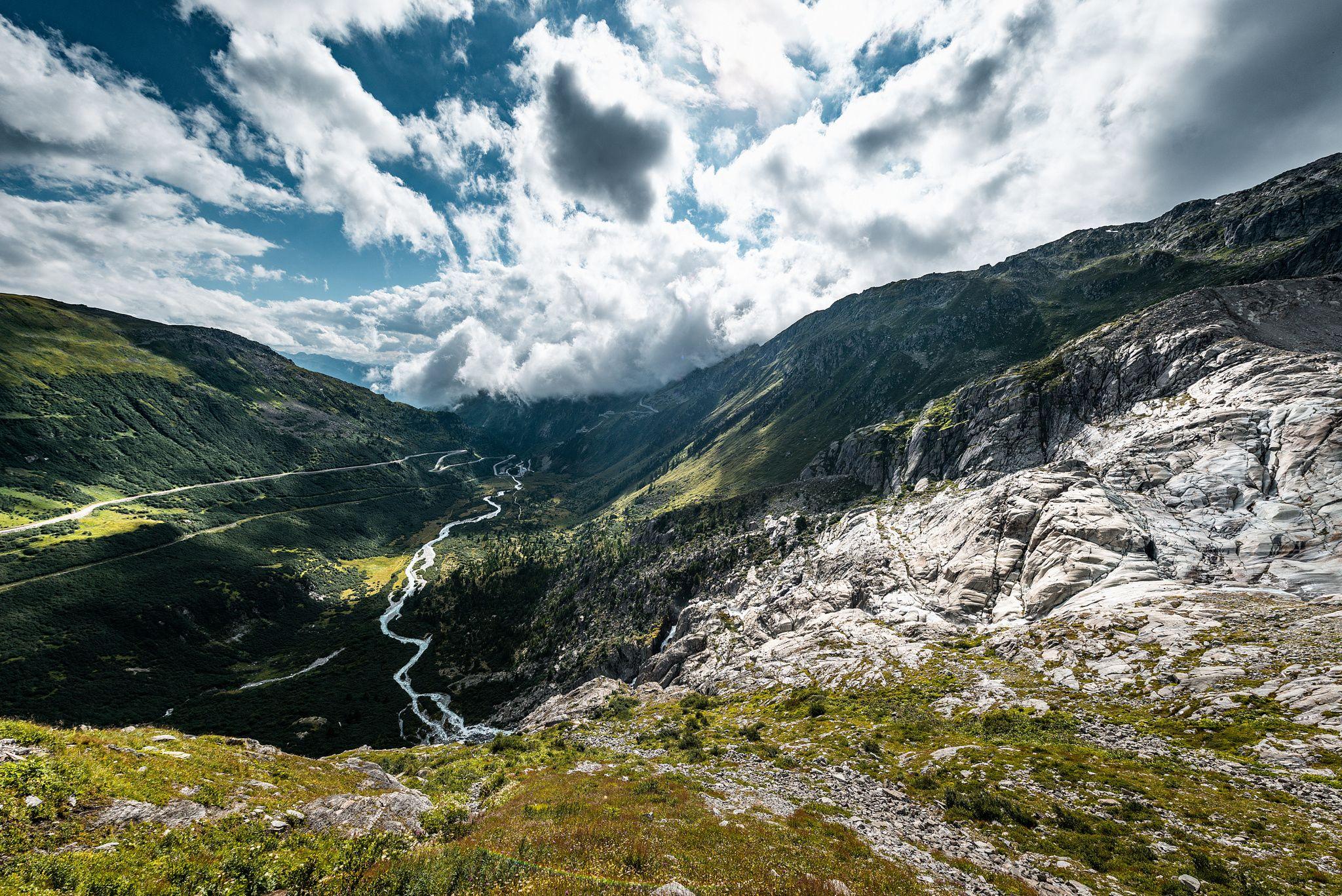 Furkapass, Switzerland... in the Alps by Martin Croce on 500px.