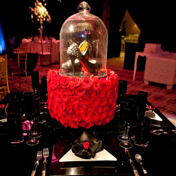 Celebrity Inspired Table Decor