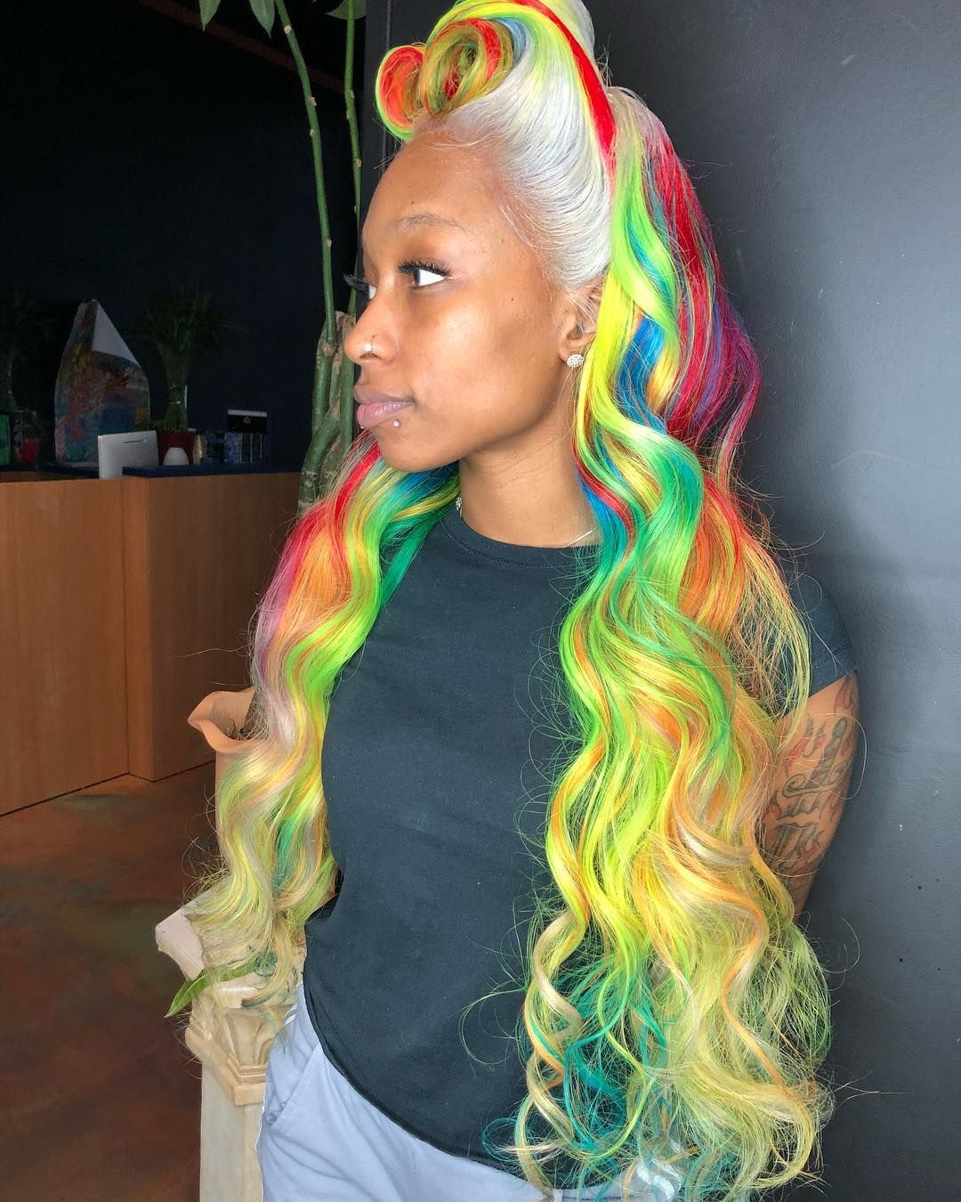Pin on Weave Hairstyles Curly