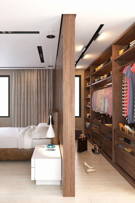 Bedroom Wardrobe Walk In Closet Wall Furniture Interior Design In 2020 Closet Small Bedroom Remodel Bedroom Closet Decor