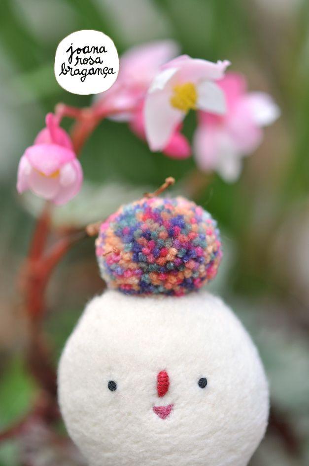 Borbotos e Barbelas: Little Snow Flake