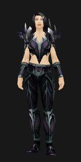 Exalted Plate (Recolor) - Transmog Set - World of Warcraft