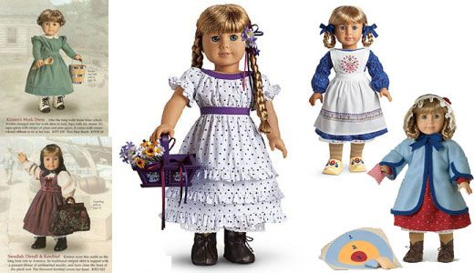 Living A Doll's Life : KIRSTEN spring set