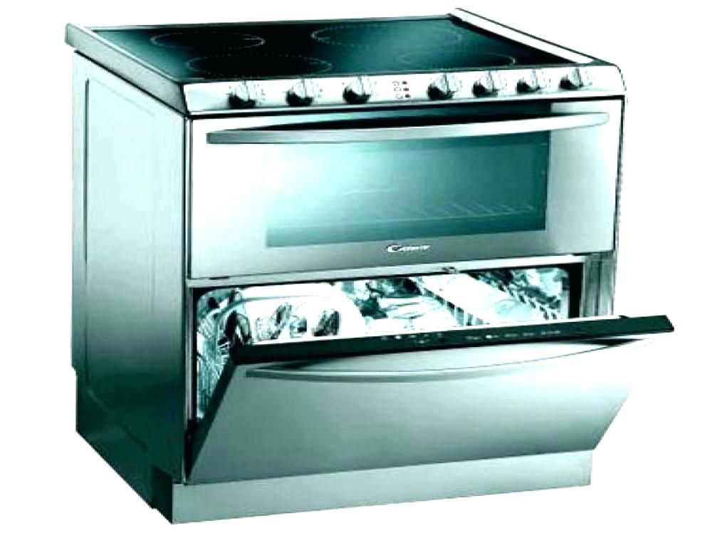 Stove Oven Dishwasher Combo Full Image For Modern Maid Large Electric