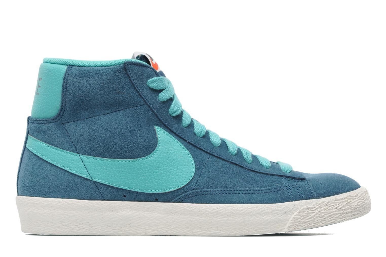 buy popular fdf60 b219b Nike Blazer Mid Prm Vntg (Bleu) - Baskets chez Sarenza (199093)