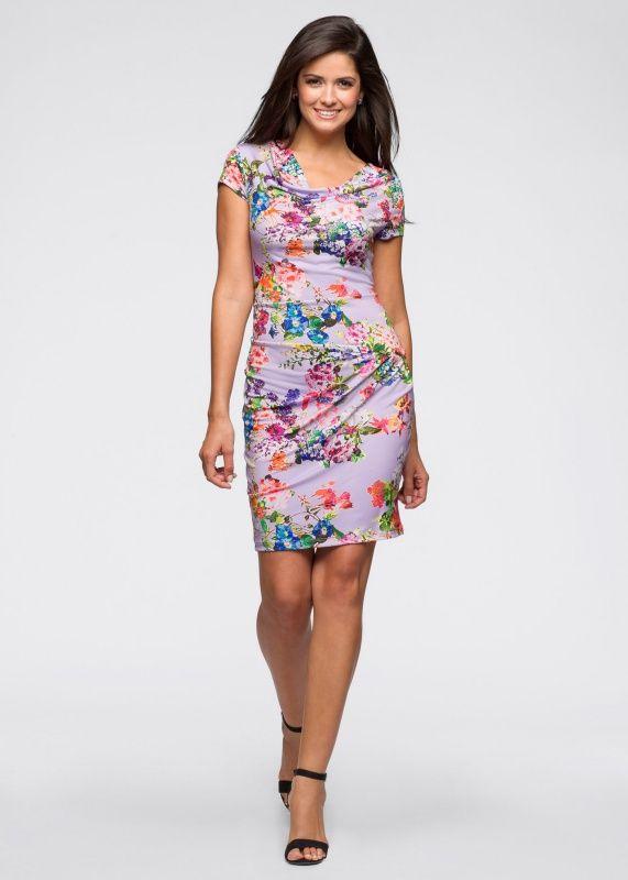 Cicek Desenli Dar Elbise Modelleri Elbise Modelleri Elbise The Dress