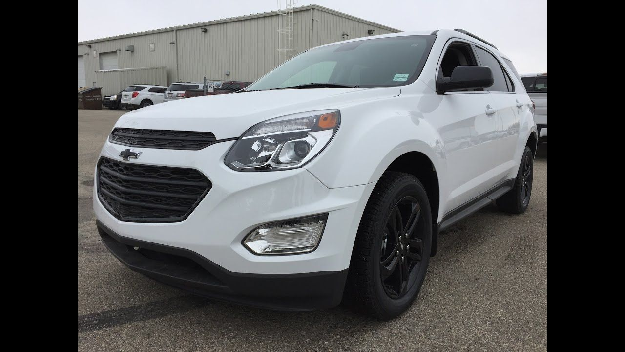 New 2017 Chevrolet Equinox 1lt Sport White Stock 17n015 2017