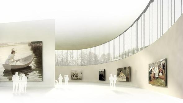 Museo y puente - Noticias de Arquitectura - Buscador de Arquitectura