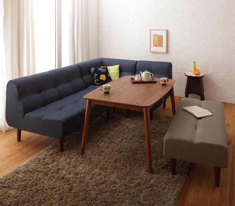北欧ダイニングテーブル Norden ノルデン 5点ベンチセット 北欧家具通販店sotao ソファーダイニング ソファー おすすめ ソファ